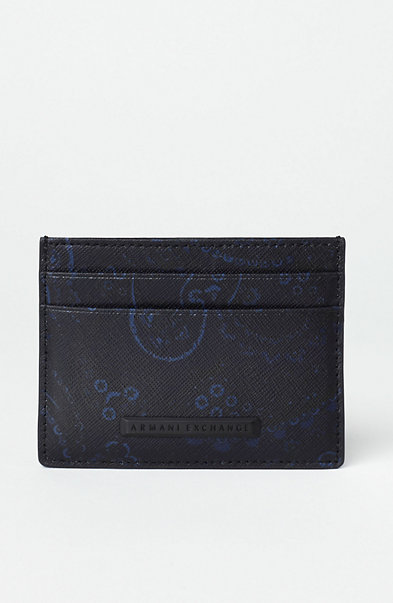Paisley Credit Card Case