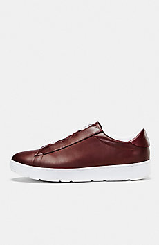 Modern Leather Sneaker