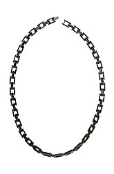 Chevron Link Necklace