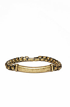 Metal ID Bracelet