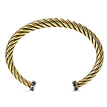 Slim Liberty United Torc Bracelet