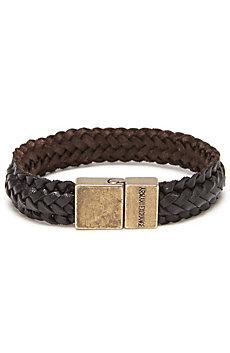 Woven Suede Bracelet