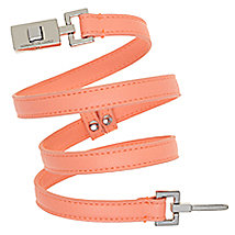 Pop Color Skinny Belt