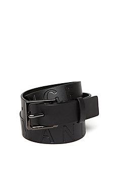 Logo Jeans Belt
