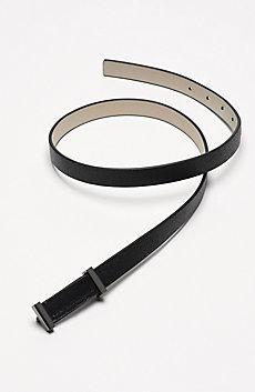 Skinny Bracket Belt