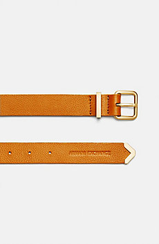 Metal Loop Belt