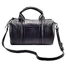 Leather Satchel<br>Online Exclusive