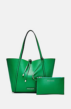 Reversible Pop Color Tote