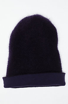 Fuzzy Double-Face Hat