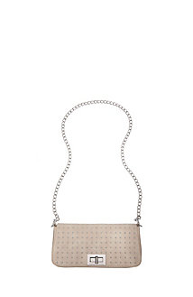 Studded Turnlock Clutch