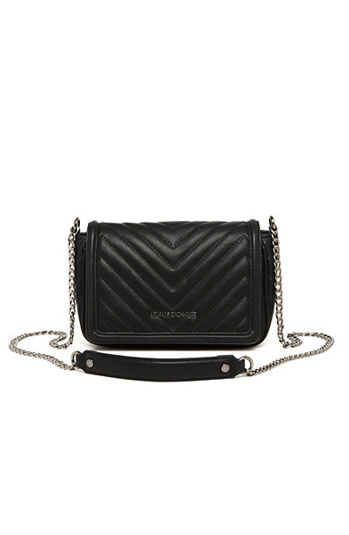 Holiday Quilted Crossbody