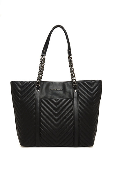 Holiday Quilted Tote