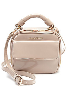 Patent Small Crossbody Bag