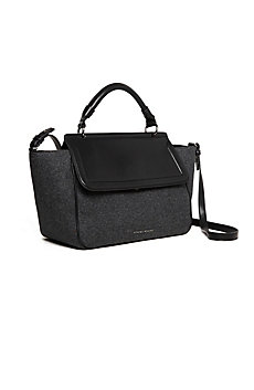Wool Satchel