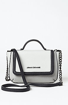 Textured Chainlink Crossbody