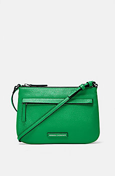 Pop Color Zip Crossbody