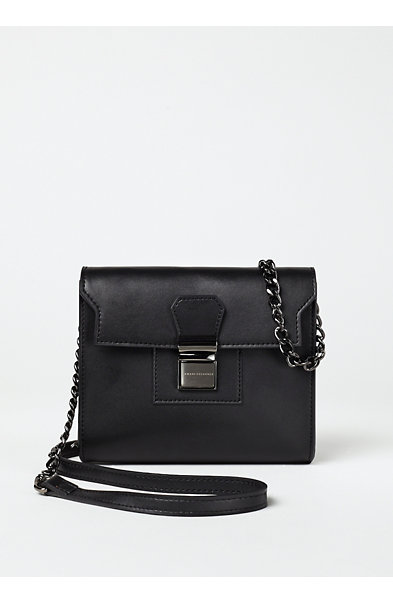 Nappa Leather Crossbody