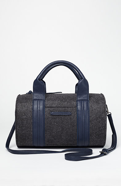 Wool Felt Satchel