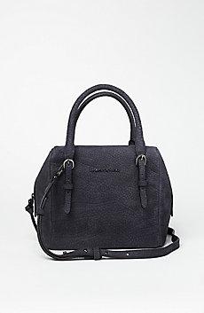 Mini Leather Satchel