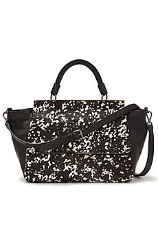 Pony Hair Satchel