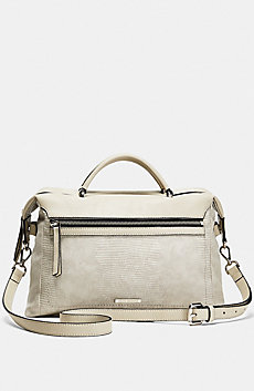 Boxy Lizard Satchel