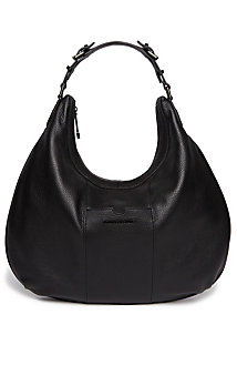 Leather Hobo<br> Online Exclusive<br>