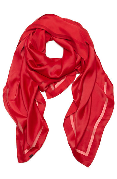 Burnout Logo Scarf