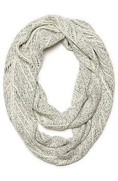 Stitched Infinity Scarf