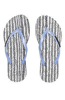 Herringbone Flip Flop