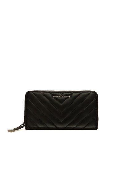 Holiday Quilted Wallet