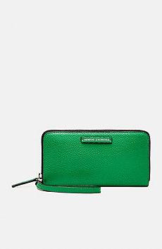 Wristlet Zip Wallet