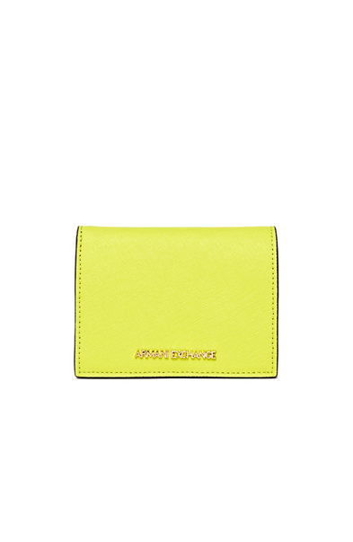 Saffiano Leather  Bifold Wallet