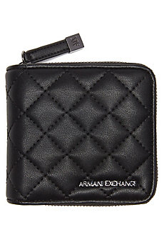 Small Quilted Wallet