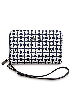 Geo Print Iphone Wristlet/Wallet<br> Online Exclusive<br>