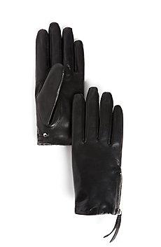 Side Zip Glove