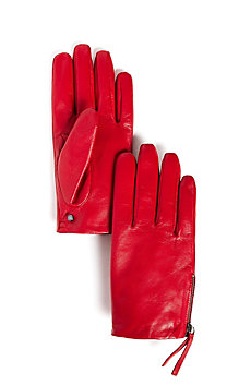 Side Zip Glove