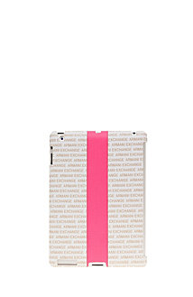 Striped Signature iPad Case