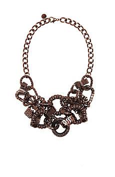 Chain Statement Necklace