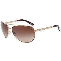Disco Aviator Sunglasses