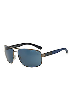 Color Pop Aviator Sunglasses
