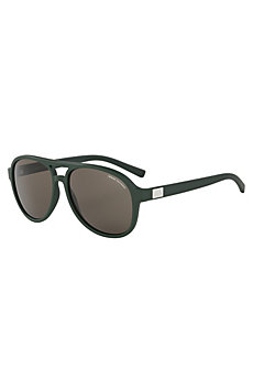 Men's Rounded Aviator