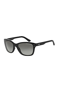 Women's Square Shield Sunglasses
