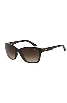 Women's Square Shield Sunglasses