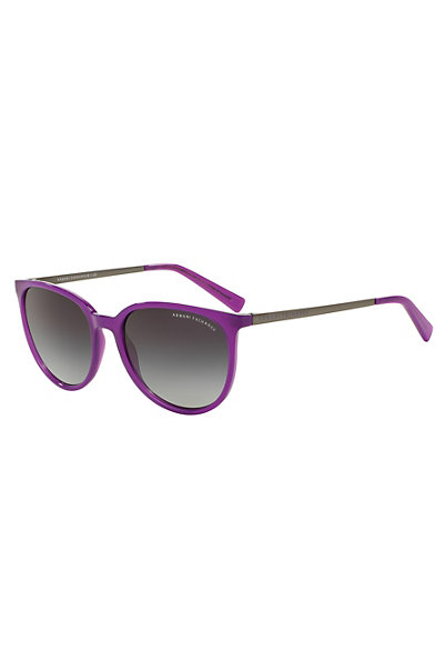 Metal Accent Sunglasses