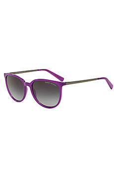 Metal Accent Sunglasses