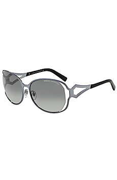 Women's Metal Butterfly Sunglasses