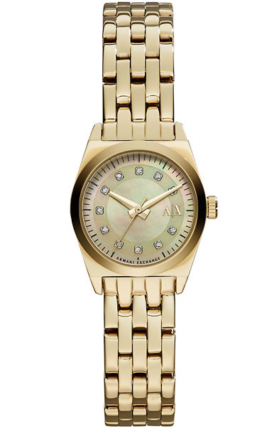 Gold Miss Jackson Watch