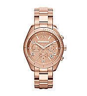 Sarena Rose Gold Bracelet Watch