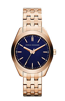 Rose Gold Sarena Watch