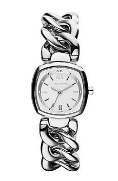 Silver Palisades Watch